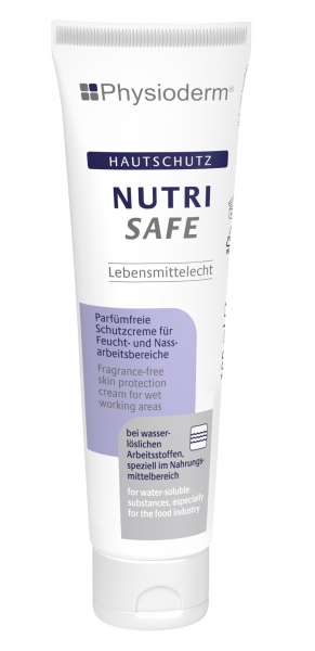 GREVEN-Hand-/Haut-Schutz-Pflege, HAUTSCHUTZ, Nutri Safe, 100 ml Tubenflasche