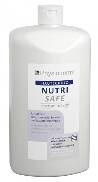 GREVEN-Hand-/Haut-Schutz-Pflege, HAUTSCHUTZCREME, Ligana Nutri-safe, 500 ml Hartflasche