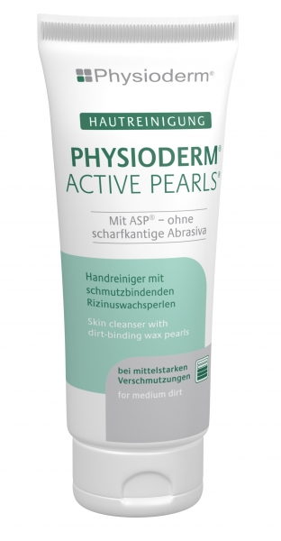 """GREVEN-HAUTREINIGUNG, """"Physioderm active pearls"""", 200 ml Tube"""