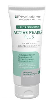 GREVEN-Hand-/Hände-Reiniger, HAUTREINIGUNG, Physioderm active pearls plus, 200 ml Tube