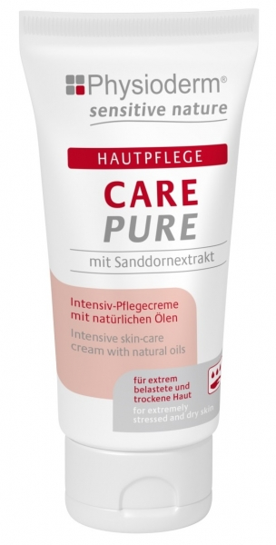 """GREVEN-HAUTPFLEGE, """"Care pure"""", 50 ml Tube"""