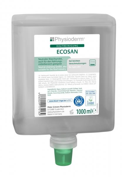 GREVEN-Hand-/Hände-Reiniger, HAUTREINIGUNG, Ecosan, 1000 ml Neptuneflasche