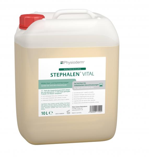 GREVEN-Hand-/Hände-Reiniger, HAUTREINIGUNG, Stephalen® Vital, 10 L Kanister