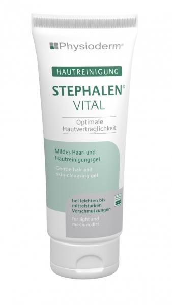 GREVEN-Hand-/Hände-Reiniger, HAUTREINIGUNG, Stephalen® Vital, 200 ml Tube