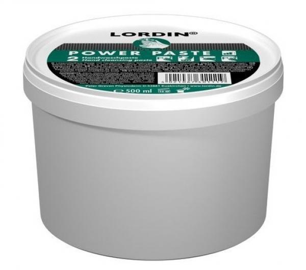 GREVEN-Hand-/Hände-Reiniger, HAUTREINIGUNG, Lordin Power Paste, 500 ml Dose