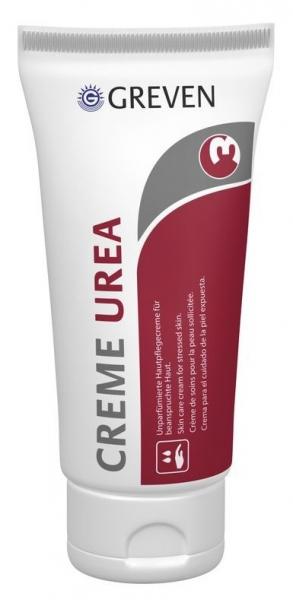 GREVEN-Hand-/Haut-Schutz-Pflege, HAUTPFLEGE, Greven Creme Urea, 100 ml Tube