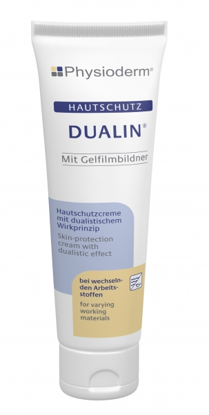 GREVEN-Hand-/Haut-Schutz-Pflege, HAUTSCHUTZ, Dualin, 100 ml Tube