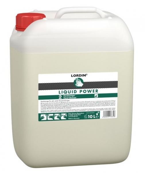 GREVEN-Hand-/Hände-Reiniger, HAUTREINIGUNG, Lordin Liquid Power, 10 Liter Kanister