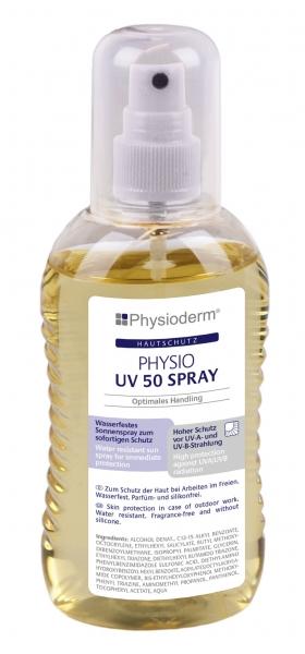 GREVEN-Hand-/Haut-Schutz-Pflege, HAUTSCHUTZ, Physio UV 50 Spray, 200 ml Sprayflasche