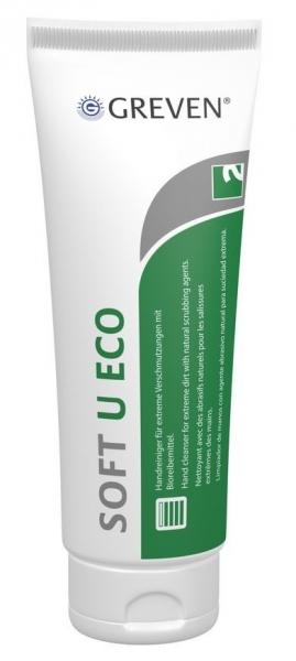 GREVEN-Hand-/Hände-Reiniger, HAUTREINIGUNG, Greven Soft U eco, 250 ml Tube