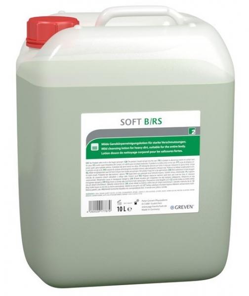 GREVEN-Hand-/Hände-Reiniger, REINIGUNGSLOTION, Ivraxo soft B/RS, 10 ltr. Kanister