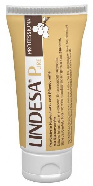 GREVEN-Hand-/Haut-Schutz-Pflege, HAUTSCHUTZCREME, LINDESA Pure Professional, 100 ml Tube