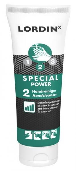 GREVEN-Hand-/Hände-Reiniger, HAUTREINIGUNG, Lordin Special Power, 250 ml Tube