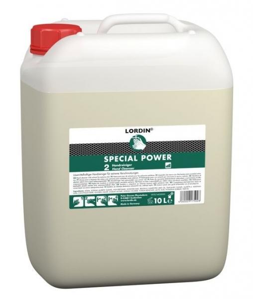 GREVEN-Hand-/Hände-Reiniger, HAUTREINIGUNG, Lordin Special Power, 10 Liter Kanister