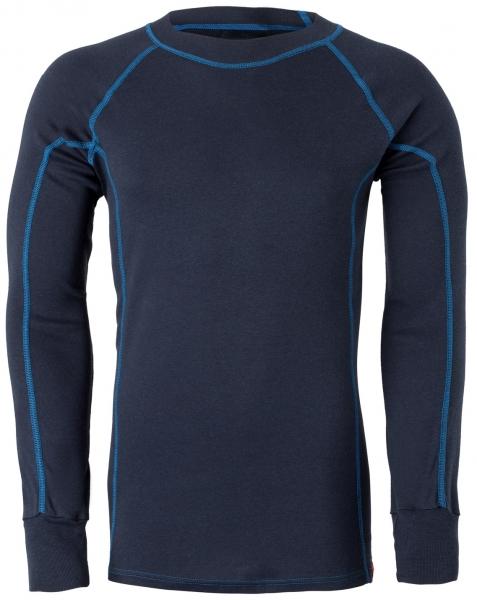 HAVEP-Thermo-Arbeits-Berufs-Hemd, langarm, 220 g/m², marine