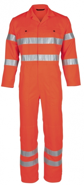 HAVEP-Warn-Schutz-Overall, 290 g/m², fluor-orange