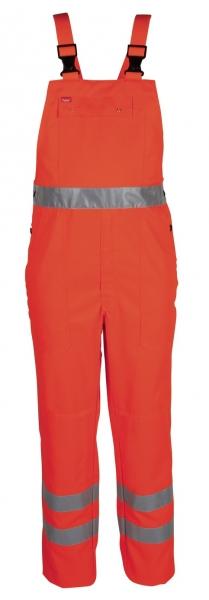 HAVEP-Warnschutz-Latzhose, 290 g/m², fluor-orange