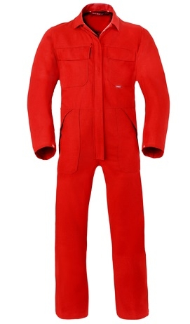 HAVEP-Overall, 360 g/m², rot