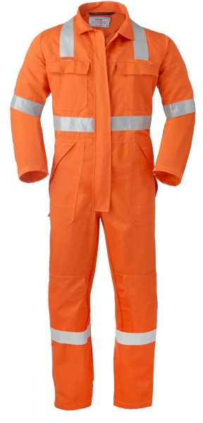 HAVEP-Warnschutz-Overall, 280 g/m², orange