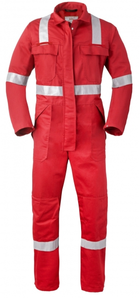 HAVEP-Overall, 280 g/m², rot