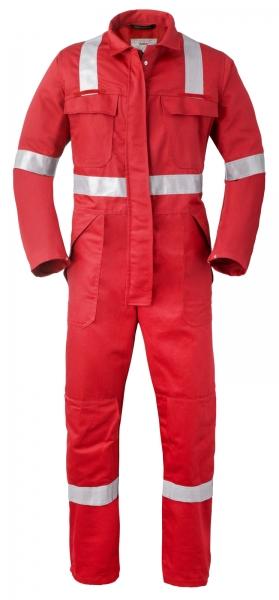 HAVEP-Warnschutz-Overall, 280 g/m², rot