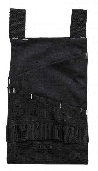 HAVEP-Flexpocket, 310 g/m², schwarz/schwarz/silbergrau