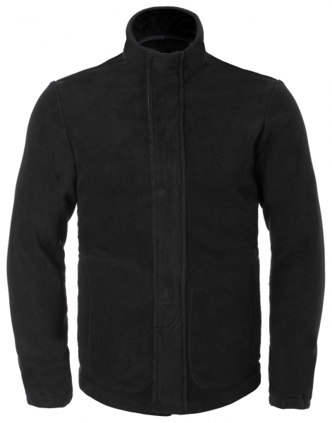 HAVEP-Fleece flammhemmend, 350 g/m², schwarz