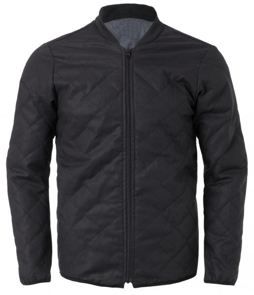 HAVEP-Arbeits-Berufs-Jacke, Flammhemmendes Steppfutter, 185 g/m², schwarz