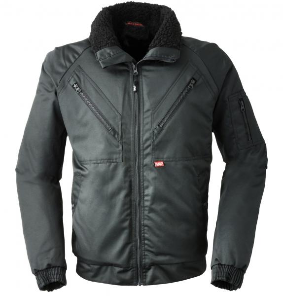 HAVEP-Piloten-Jacke, 240 g/m², schwarz