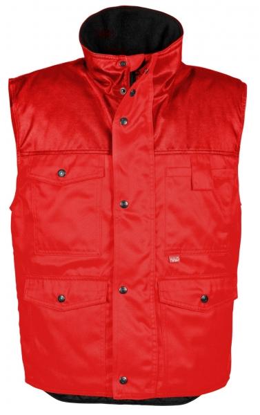 HAVEP-Arbeits-Berufs-Bodywärmer, 240 g/m², rot