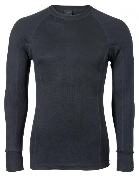 HAVEP-Thermo-Arbeits-Berufs-Hemd, langarm, 220 g/m², schwarz