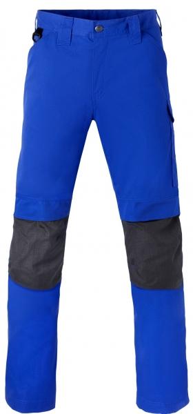 HAVEP Bundhose mit Knietaschen, kornblau/kohlengrau