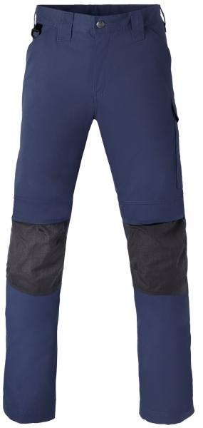 HAVEP Bundhose mit Knietaschen, marine/kohlengrau