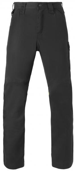 HAVEP Bundhose mit Knietaschen, kohlengrau/leuchtgelb
