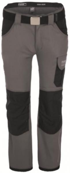 WATEX-PUMA-Workwear-Arbeits-Berufs-Bund-Hose, Handwerk, male, 245 g/m², schlamm-schwarz