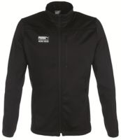 WATEX-PUMA-Softshell-Arbeits-Berufs-Jacke, male, schwarz