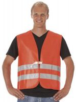 WATEX-Warn-Schutz, Arbeits-Berufs-Weste, leuchtgelb