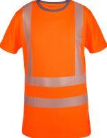 WATEX-Warnschutz-T-Shirt, leuchtorange