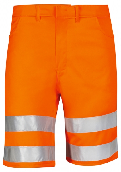 WATEX-Warn-Schutz-Shorts, leuchtorange