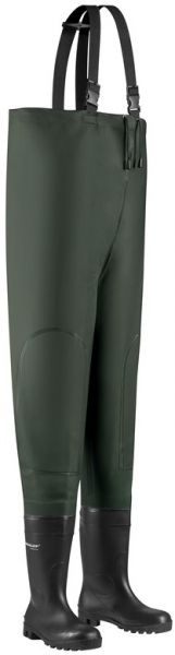 WATEX-Rainwear, Wathose, oliv,