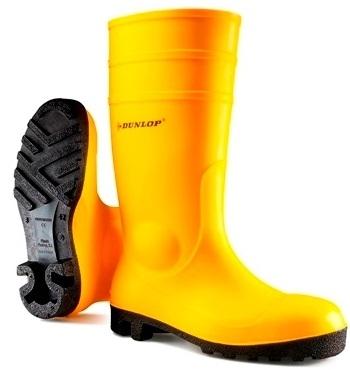 WATEX-Footwear, S5-Sicherheits-Stiefel, gelb,