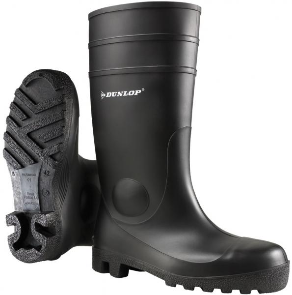 WATEX-Footwear, S5-Sicherheits-Stiefel, schwarz,