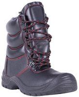 WATEX-S3-Winter-Sicherheitsschnürstiefel, schwarz