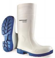 WATEX-Sicherheitsstiefel, Dunlop, weiss