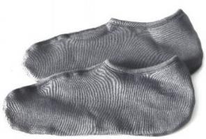WATEX-Footwear, Einziehsocken, grau