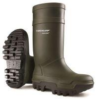 WATEX-S5-PU-Sicherheits-Winterstiefel, Dunlop, grün