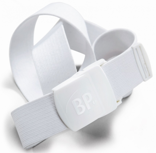 BP-Gürtel, 3 Stück, weiß