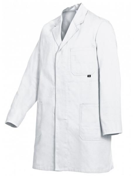 BP Berufs-Mantel, Arbeits-Kittel, ca. 230 g/m², weiß