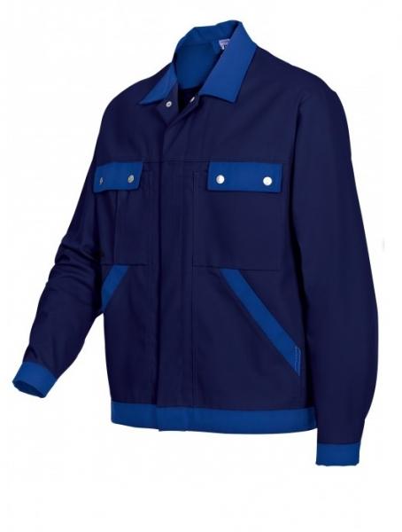 BP Arbeits-Berufs-Bund-Jacke, Blouson, dunkelblau-königsblau
