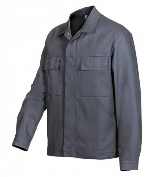BP Arbeits-Berufs-Bund-Jacke, Arbeits-Blouson, Multi Protect, MG320, dunkelgrau/schwarz